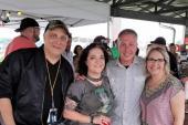 Ashley McBryde Hangs With WUSY/Chattanooga