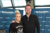 Carrie Underwood Visits SiriusXM