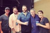 Chris Young Sells Out Nashville's Bridgestone Arena