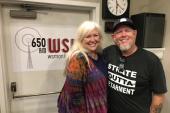 Cledus T. Judd Visits WSM-A/Nashville