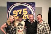 Craig Campbell Visits WPCV/Lakeland, FL