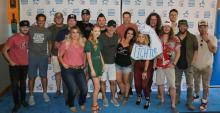 Craig Campbell Hosts Annual 'Celebrity Cornhole Challenge' In Nashville