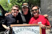 David Lee Murphy Tells WPOR/Portland 'Everything's Gonna Be Alright'