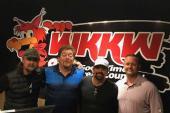 Davisson Brothers Band Visit Hometown Station