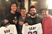Dan + Shay Play Hardball In St. Louis