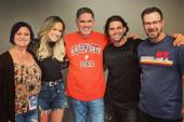 Haley & Michaels Hang With Radio Friends