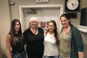 Jessie G Chats New Music At WSM-A/Nashville