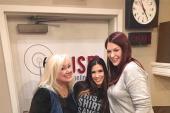 Jessie G Visits WSM-A/Nashville