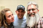 Justin Moore Catches Up With WNCY/Green Bay