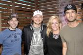 Kane Brown Visits 'Ty, Kelly & Chuck'