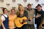 Karen Waldrup Kicks It At All Access Nashville