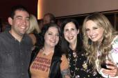 Ashley McBryde, Carly Pearce Hang With KUZZ/Bakersfield