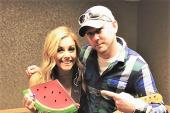 Lindsay Ell Takes A Bite Out Of Massachusetts