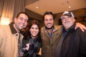 Luke Bryan Catches Up With Bakersfield Pals