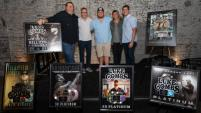 Luke Combs Goes Platinum
