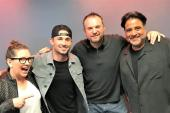 Michael Ray Hangs With WQYK/Tampa