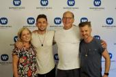 Michael Ray Spends Time With Fans During CMA Fest