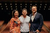 Michael Ray Previews New Album 'Amos' At The Opry