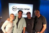 Mitchell Tenpenny Visits WQYK/Tampa
