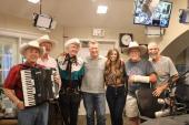 Rachel Reinert Visits WSM-A/Nashville