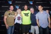 Rachel Wammack Hangs With KUPL/Portland