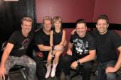 Rascal Flatts Catch Up With Radio Friends In Chicago