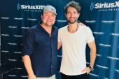 Ryan Hurd Visits SiriusXM