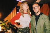 Taylor Swift Catches Up With WBWL/Boston's Colton Bradford