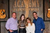 Tenille Arts Stops By The ACM Offices