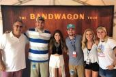 Tenille Townes Hangs With Country Radio Friends In Florida