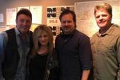 The Frontmen Hang At WSM/Nashville