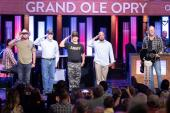 Trace Adkins Honors American Military On Opry Stage