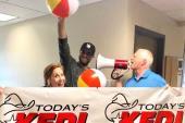 Tyler Rich Wraps Radio Tour With KFDI/Wichita