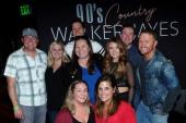 Walker Hayes, Tenille Townes Catch Up With Radio Friends