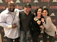 Ashley McBryde Kicks It In Pittsburgh
