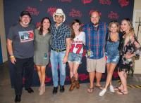 Brad Paisley Catches Up With Radio Friends