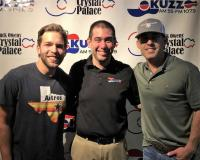 Carlton Anderson, Aaron Watson Catch Up With KUZZ/Bakersfield