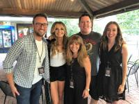 Carly Pearce Kicks It With WBWL/Boston