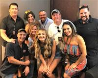 Carly Pearce 'Hides The Wine' In Virginia Beach