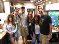 Chase Rice Hangs In Portland, ME