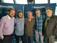 Chris Janson Celebrates Success Of 'Drunk Girl' With SiriusXM