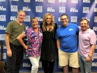 Clare Dunn Catches Up With WEZL/Charleston