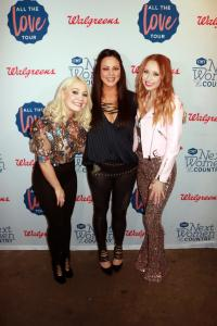 Sara Evans, RaeLynn, Kalie Shorr Kick Off 'CMT Next Women Of Country Tour' In NYC