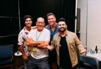 Dan + Shay Light Up Nissan Stadium During CMA Fest