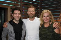 Dierks Bentley Hangs With 'Ty, Kelly & Chuck'