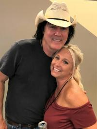 David Lee Murphy Hangs With WDAF/Kansas City