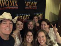David Lee Murphy Hangs With WQMX/Akron