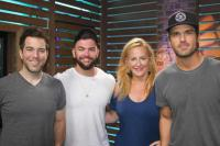 Dylan Scott Chats With 'Ty, Kelly & Chuck'