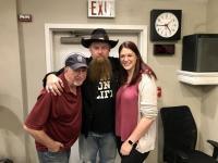 Gethen Jenkins Visits WSM-A/Nashville