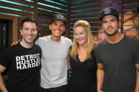 Granger Smith Chats With 'Ty, Kelly & Chuck'